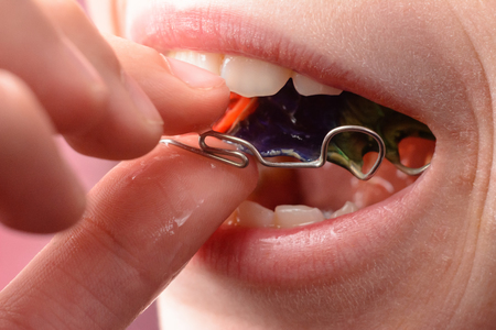 A big plan for dressing a metal plate for tooth bristling 2019