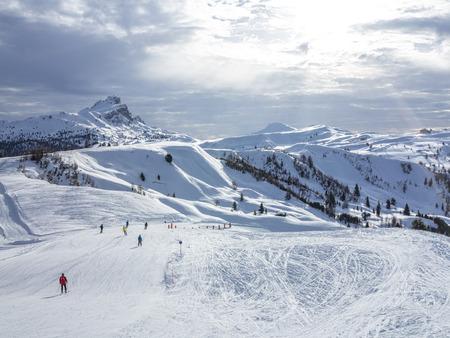 dolomite: Dolomite Stock Photo