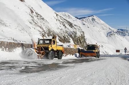 Snowplow photo