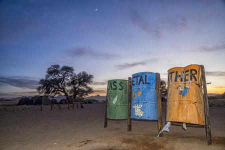 Trash collectors photo