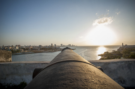 havana: Havana cannon Editorial
