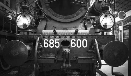 potenza: Vecchia locomotiva Editorial