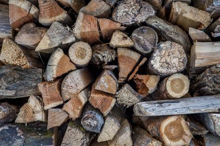 Wood depot photo
