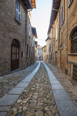 Medieval road