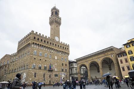 signoria square: Florence Signoria square