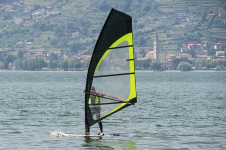 seaa: windsurfer