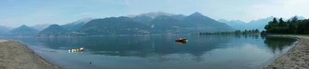 view: Lake Como
