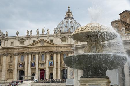 st  peter's basilica pope: vatican city