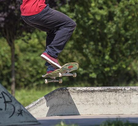 skateboarder: Skateboarder