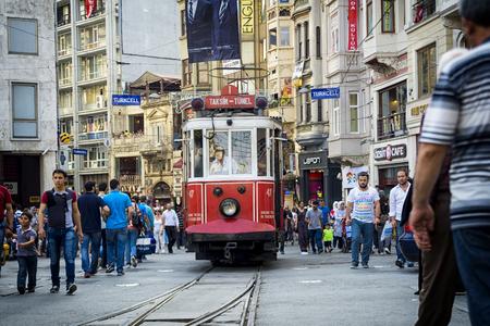 tramway: Istanbul tramway Editorial