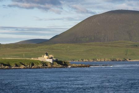 Orkney islands lighthouse