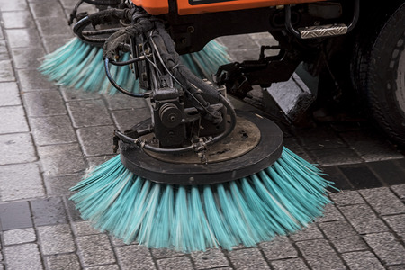 Working Environment: Sweeper