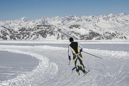 nordic ski: Nordic ski