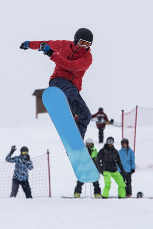 snowboarder: Snowboarder