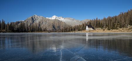 icy: Icy lake