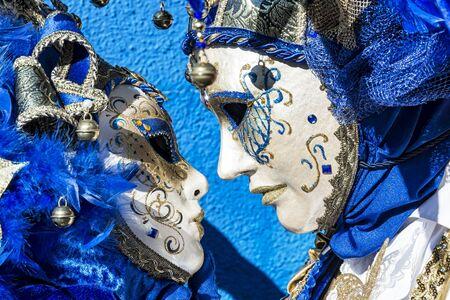 Venice carnival 写真素材