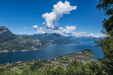 como: Lake Como Panorama