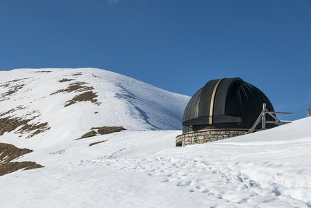 astronomical: Astronomical observatory