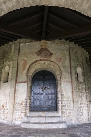 basilica: Medieval basilica