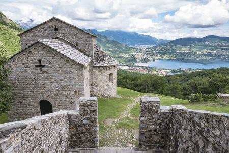Medieval basilica
