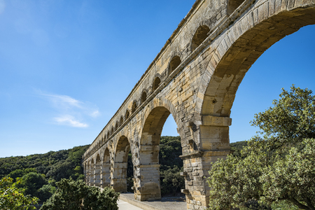 garde: Pont du Garde ( Francia )