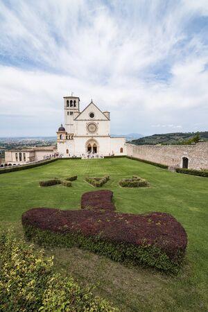 assisi: Assisi Basilica