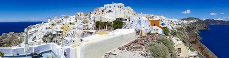 oia: Oia (Santorini) Stock Photo