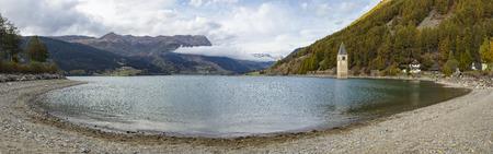 Resia Pass ( Italy )