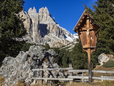 vajolet: Dolomites landscape Stock Photo