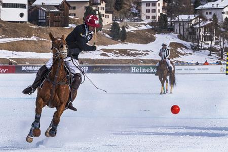 Sankt Moritz 01282017 Snow Polo world Cup Editorial