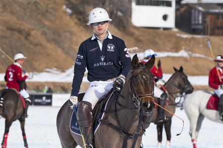 01282017 Sankt Moritz Snow Polo Cup world