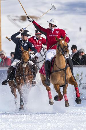 elite: 01282017 Sankt Moritz Snow Polo Cup world