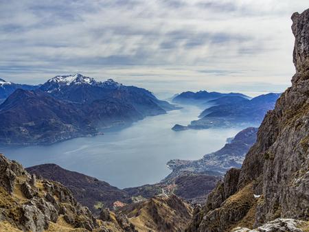Lake Como landscape