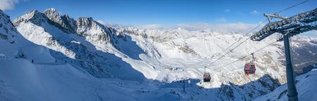 Passo tonale ski area
