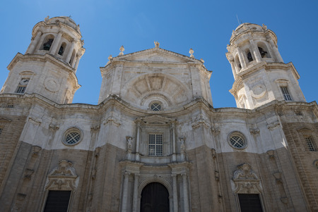 Cathedral of Cadiz, Spain