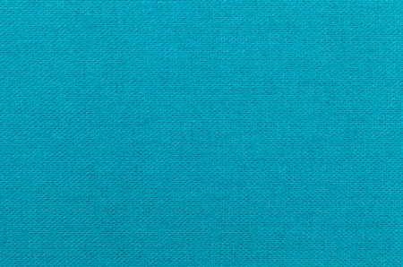 celadon blue: Light blue background from a textile material. Fabric with natural texture. Cloth backdrop. Stock Photo