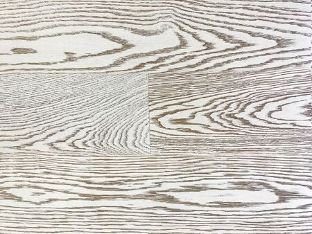 White shabby vintage laminate. Wooden texture background, closeup. Decorative wood backdrop. 免版税图像