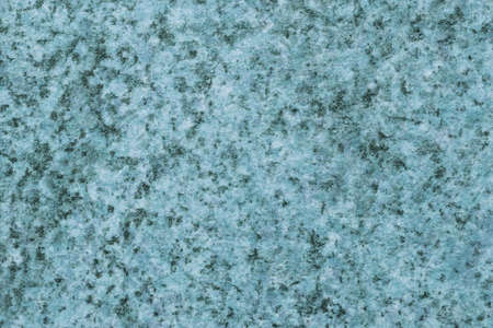 Abstract art background black and blue color. Texture of stone tabletop and countertop with blotches, backdrop. Decorative turquoise wallpaper. Standard-Bild