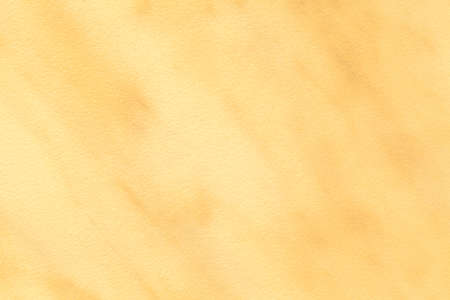 Texture of light golden marble with yellow lines of pattern, macro background. Abstract ocher stone backdrop from mineral tile, closeup. Standard-Bild