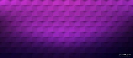 Abstract vector background. Violet geometric background.