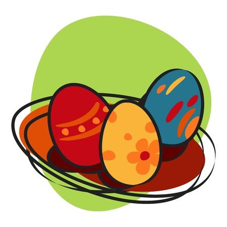 Ostern: Easter egg