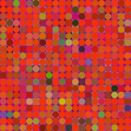 pixelate: Mosaic pattern  Illustration