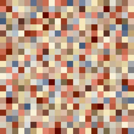 pixelate: Colorful pixel pattern - vector illustration