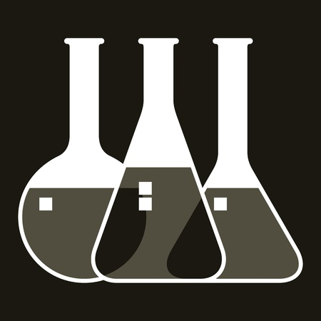 reaction: Laboratory glassware