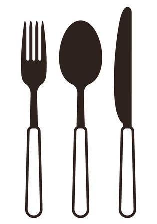 flatware: Cutlery