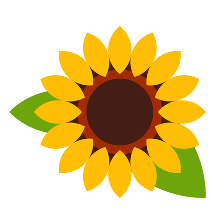 Sunflower - flower icon
