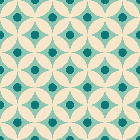 quadrat: Seamless abstract pattern