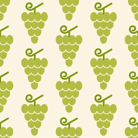 Grapes pattern. Grapes seamless background