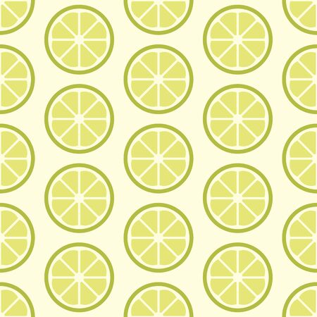 Lemon pattern. Lemon seamless background