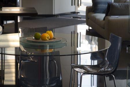 Möbel im Showroom Standard-Bild - 402650